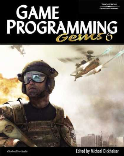 Books About Video Games - Game Programming Gems 6 (Book & CD-ROM) (Game Development Series)