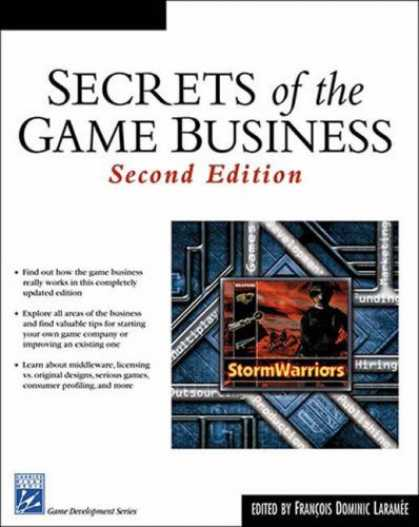 Books About Video Games - Secrets of the Game Business, 2nd Ed.