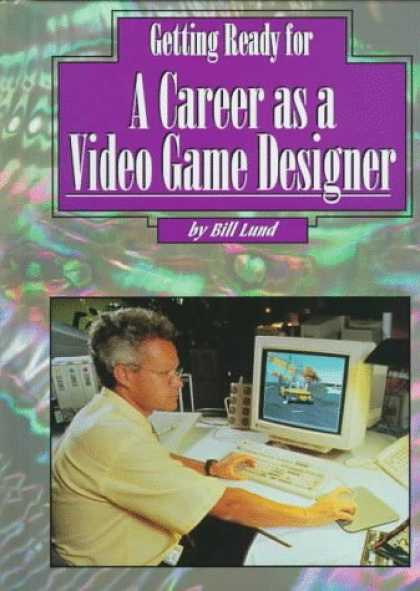 Books About Video Games - Getting Ready a Career As a Video Game Designer (Getting Ready for Careers)