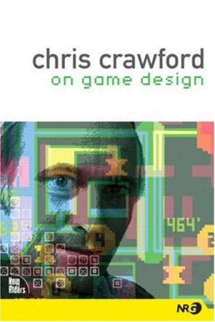 Books About Video Games - Chris Crawford on Game Design (New Riders Games)