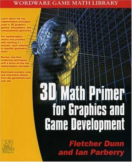 Books About Video Games - 3D Math Primer for Graphics and Game Development (Wordware Game Math Library)