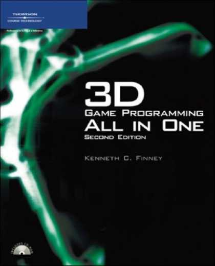 Books About Video Games - 3D Game Programming All in One