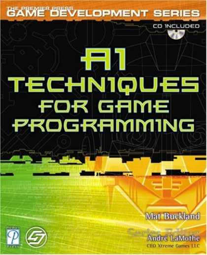 Books About Video Games - AI Techniques for Game Programming (The Premier Press Game Development Series)
