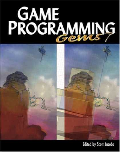 Books About Video Games - Game Programming Gems 7 (Game Programming Gems Series)