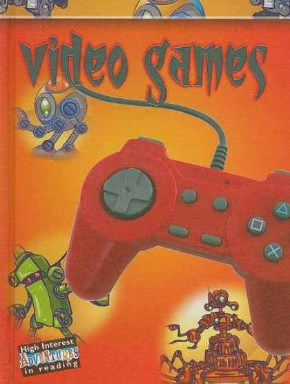 Books About Video Games - Video Games (Let's Explore Technology Communications)