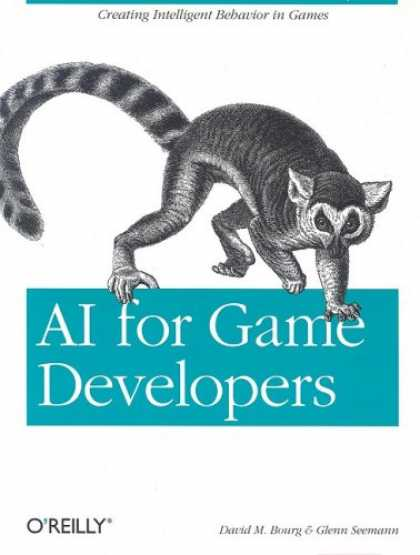 Books About Video Games - AI for Game Developers