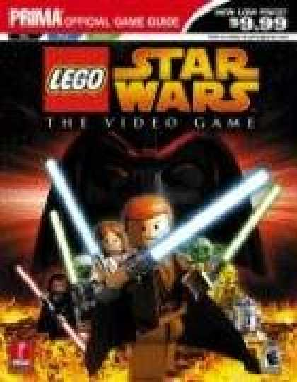 Books About Video Games - Lego Star Wars (Prima Official Game Guide)