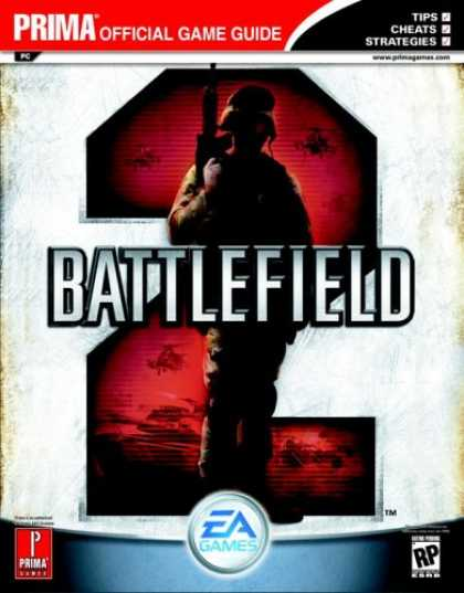 Books About Video Games - Battlefield 2 (Prima Official Game Guide)