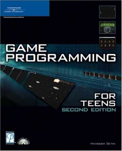 Books About Video Games - Game Programming for Teens, Second Edition