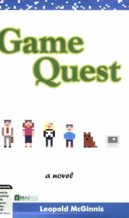 Books About Video Games - Game Quest