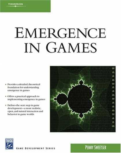 Books About Video Games - Emergence in Games (Charles River Media Game Development)