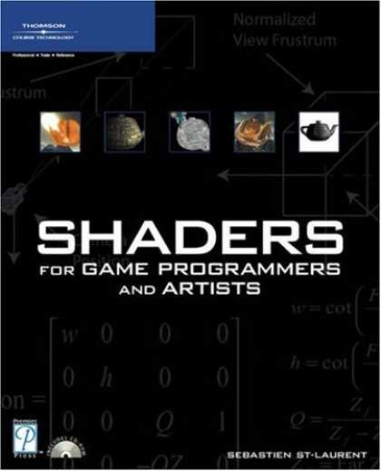 Books About Video Games - Shaders for Game Programmers and Artists (Premier Press Game Development)