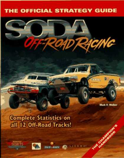 Books About Video Games - SODA Off- Road Racing: The Official Strategy Guide (Secrets of the Games Series.