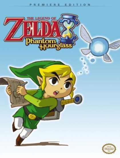 Books About Video Games - Legend of Zelda: Phantom Hourglass (Prima Official Game Guides)