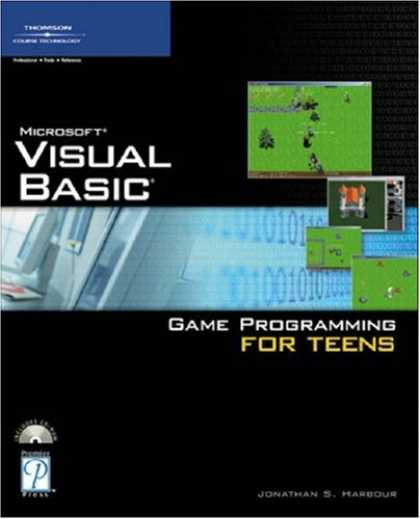Books About Video Games - Visual Basic Game Programming For Teens