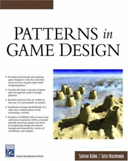 Books About Video Games - Patterns in Game Design (Game Development Series)