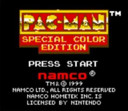 Books About Video Games - PAC-MAN SPECIAL COLOR EDITION INCLUDES BONUS GAME PAC-ATTACK! VIDEO GAME (NINTEN