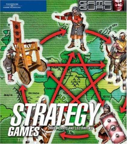 Books About Video Games - Game Guru: Strategy Games