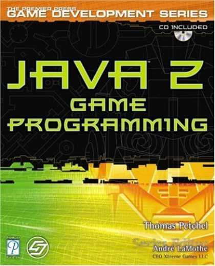 Books About Video Games - Java 2 Game Programming (The Premier Press Game Development Series)