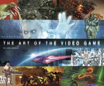 Books About Video Games - The Art of the Video Game