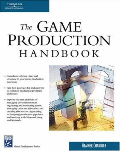 Books About Video Games - Game Production Handbook (Game Development Series)
