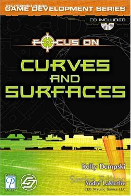 Books About Video Games - Focus On Curves and Surfaces (Focus on Game Development)