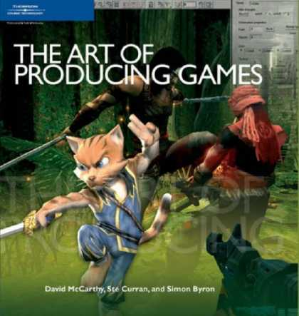 Books About Video Games - The Art of Producing Games
