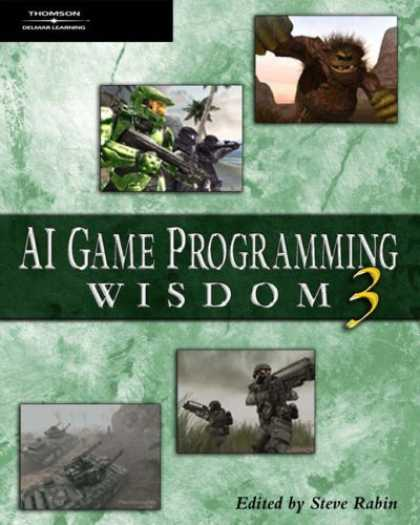 Books About Video Games - AI Game Programming Wisdom 3 (Game Development Series)