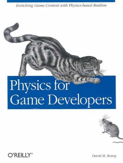 Books About Video Games - Physics for Game Developers