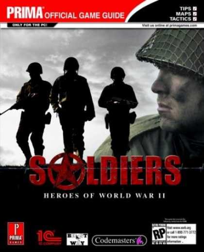 Books About Video Games - Soldiers: Heroes of World War II (Prima Official Game Guide)