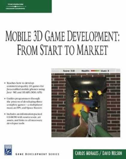 Books About Video Games - Mobile 3D Game Development: From Start to Market (Charles River Media Game Devel
