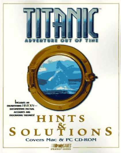 Books About Video Games - Titanic: Adventure Out of Time (Brady Games Strategy Guides)