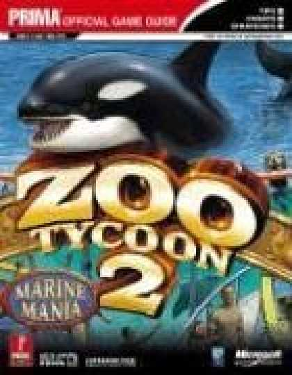 Books About Video Games - Zoo Tycoon 2: Marine Mania (Exp Pak 1) (Prima Official Game Guide)