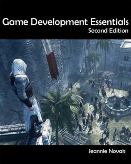 Books About Video Games - Game Development Essentials: An Introduction