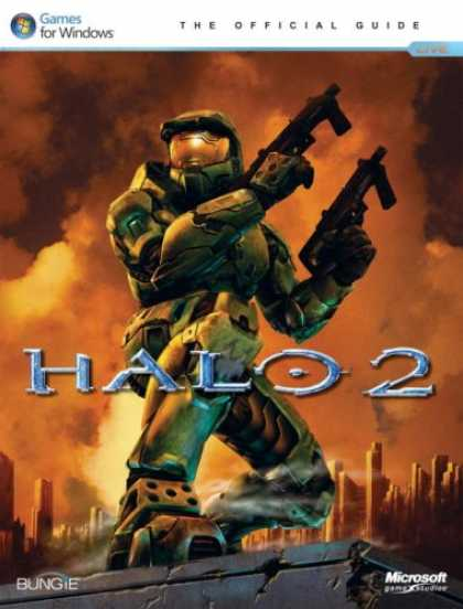 Books About Video Games - Halo 2 Vista: The Official Guide (Prima Official Game Guides)