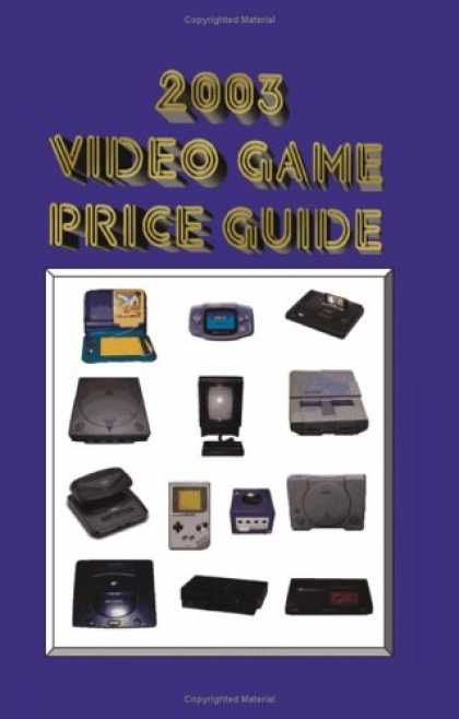 Books About Video Games - 2003 Video Game Price Guide