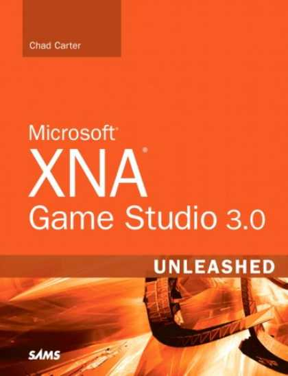 Books About Video Games - Microsoft XNA Game Studio 3.0 Unleashed
