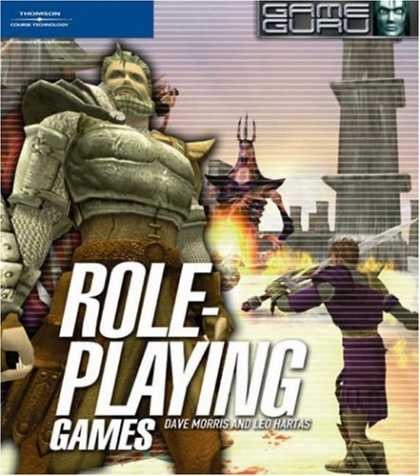 Books About Video Games - Game Guru: Role-Playing Games (Premier Press Game Development)