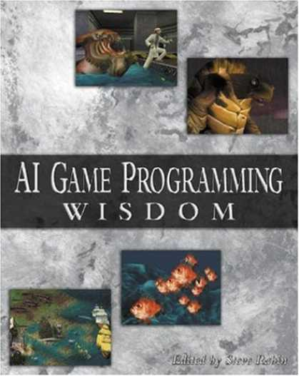Books About Video Games - AI Game Programming Wisdom (with CD-ROM) (Game Development Series)