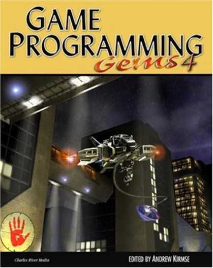 Books About Video Games - Game Programming Gems 4 (Game Programming Gems Series) (v. 4)