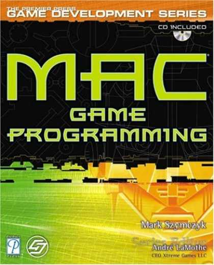 Books About Video Games - Mac Game Programming (Premier Press Game Development Series)