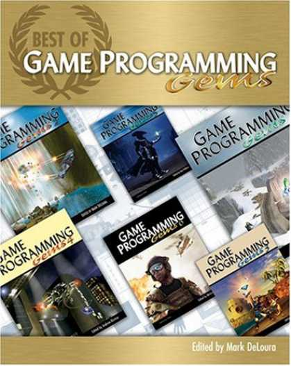 Books About Video Games - Best of Game Programming Gems