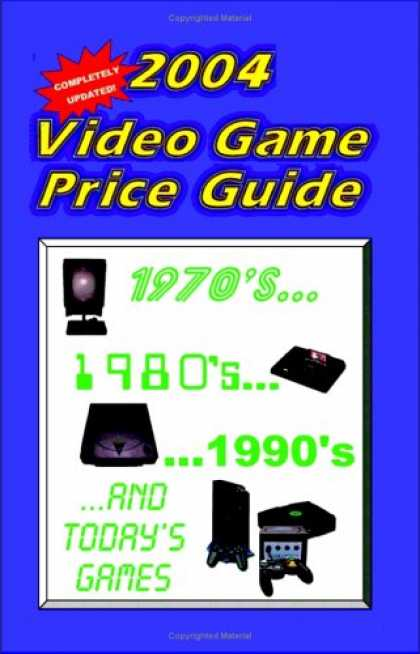 Books About Video Games - 2004 Video Game Price Guide