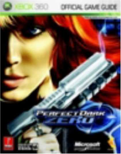 Books About Video Games - Perfect Dark Zero (Prima Official Game Guide)