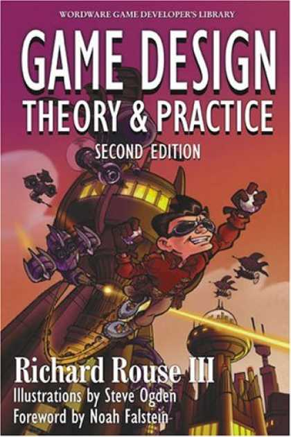 Books About Video Games - Game Design: Theory and Practice (2nd Edition) (Wordware Game Developer's Librar