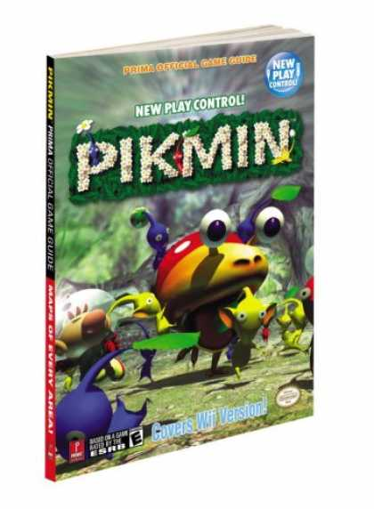 Books About Video Games - Pikmin: Prima Official Game Guide (Prima Official Game Guides)