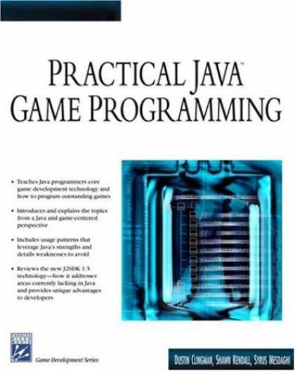 Books About Video Games - Practical Java Game Programming (Game Development Series)