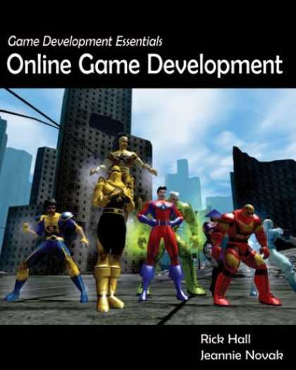 Books About Video Games - Game Development Essentials: Online Game Development