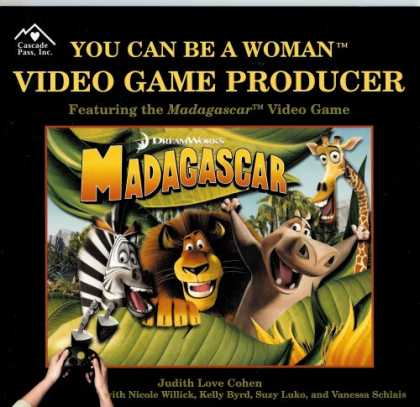 Books About Video Games - You Can Be a Woman Video Game Producer