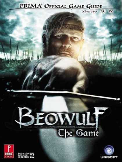 Books About Video Games - Beowulf: Prima Official Game Guide (Prima Official Game Guides) (Prima Official